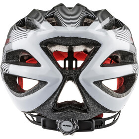 Alpina FB Jr. 2.0 Helmet Ungdom black-white-red